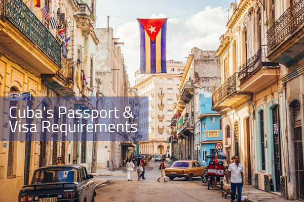 Cruising to Cuba – Passports and Visa