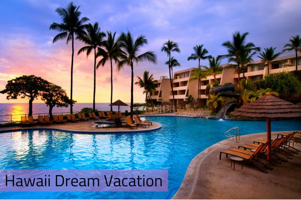 Hawaii Dream Vacation for Mom